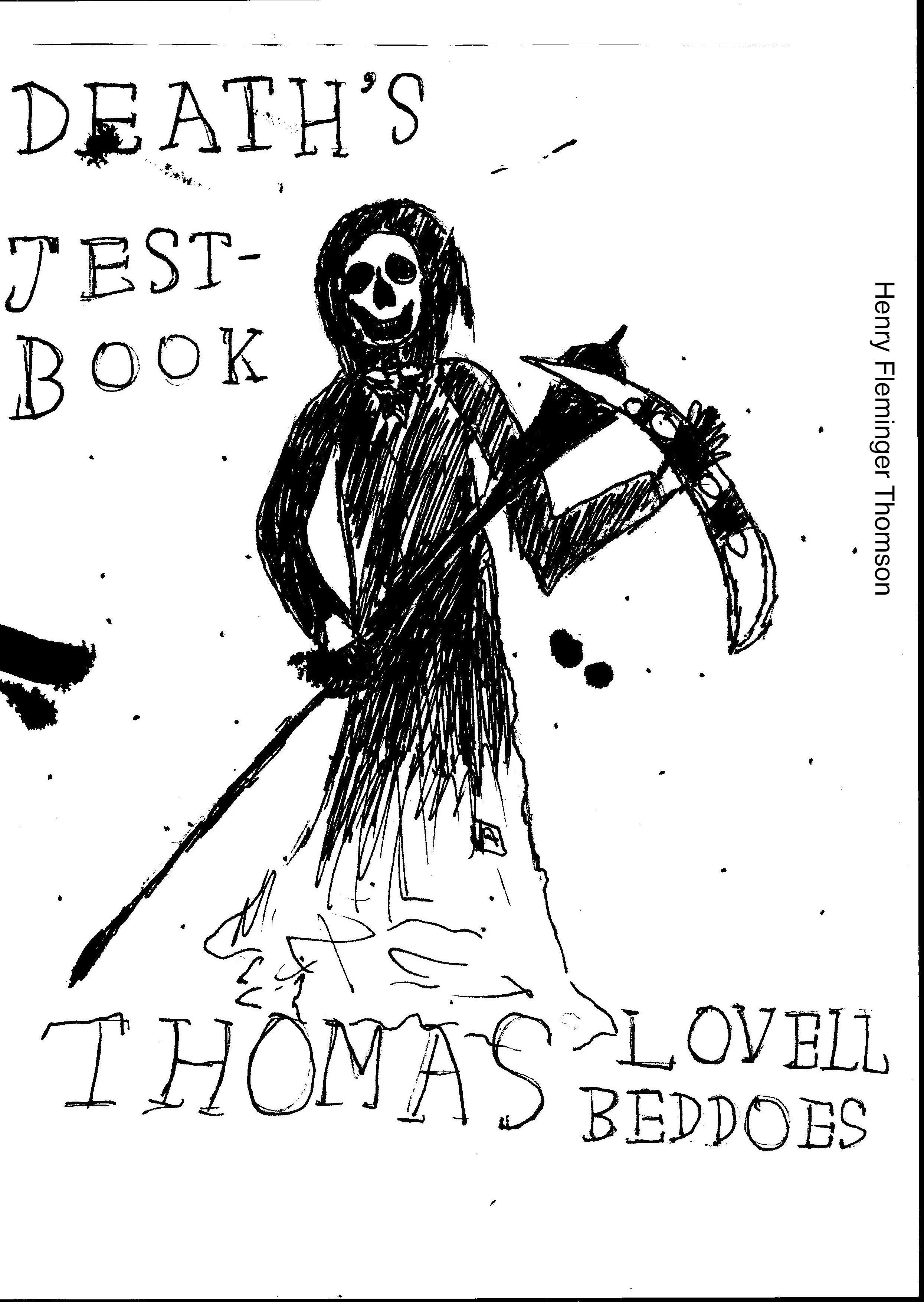 Thomas Lovell Beddoes the warning